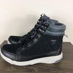 New Ryka Aurora Water Repellent Sneaker Boot 8.5